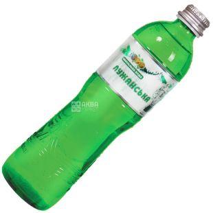 Luzhanska, 0.5 l, Soda water, Mineral, glass, glass