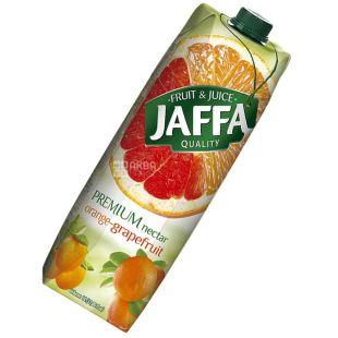 Jaffa, 1 л, нектар, Апельсин-грейпфрут