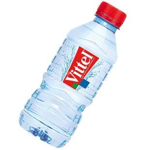 Vittel, 0,33 л, Виттель, Вода минеральная негазированная, ПЭТ