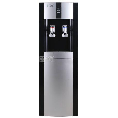 Ecotronic H1-L Black, Кулер для воды с компрессорным охлаждением, напольный
