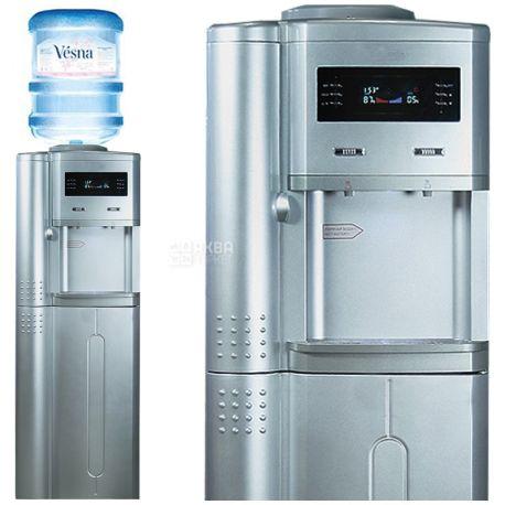 Ecotronic G6-LFPM Silver, кулер для воды напольный