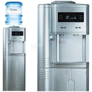 Ecotronic G6-LFPM Silver, outdoor water cooler