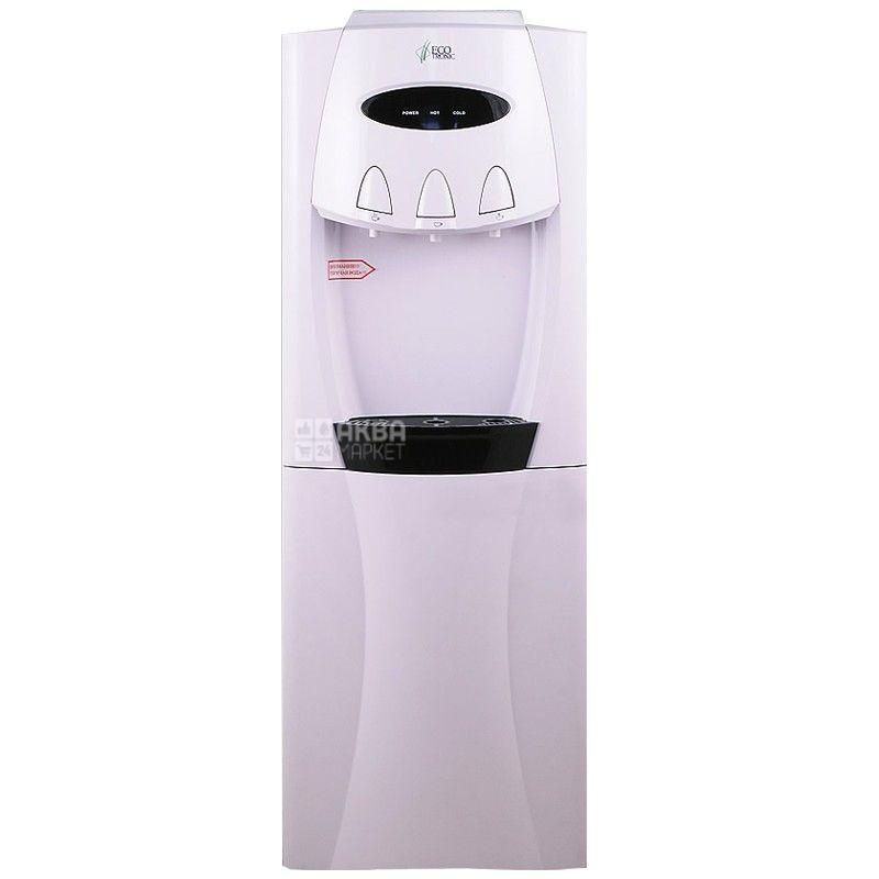 Ecotronic G30-LCE White, кулер для води підлоговий