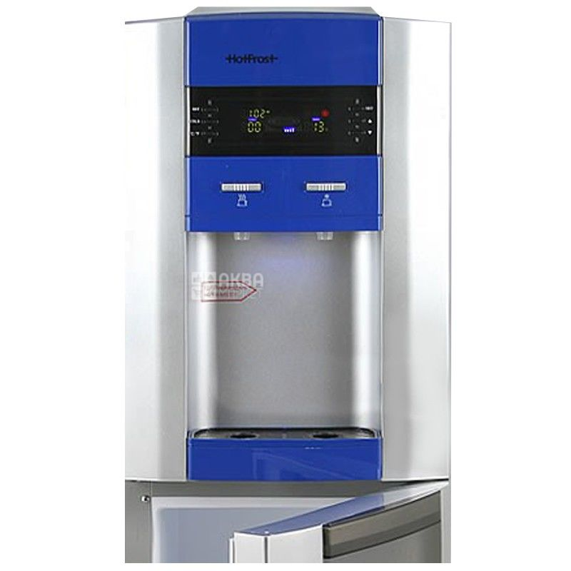 HotFrost V745 CST Blue, кулер для води підлоговий