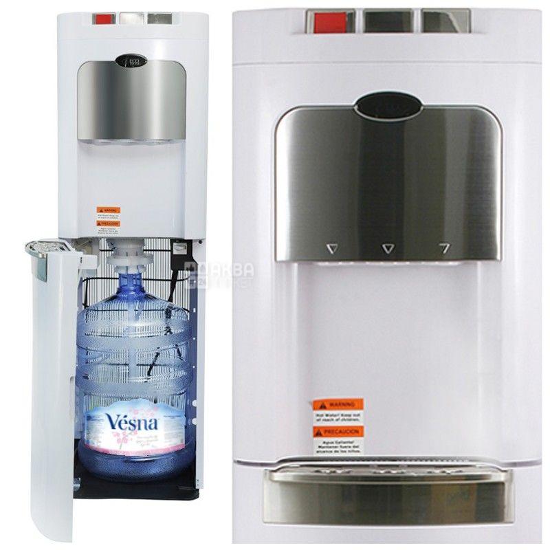 Ecotronic C8-LX White, кулер для води підлоговий