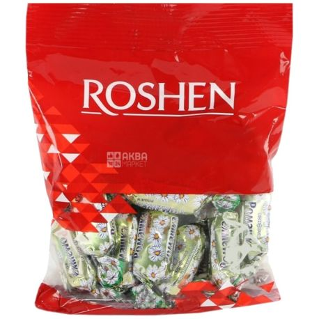 Roshen, 203 г, конфеты шоколадные, Ромашка