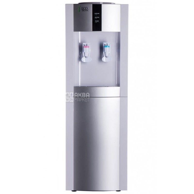 Ecotronic H1-L White, кулер для воды напольный