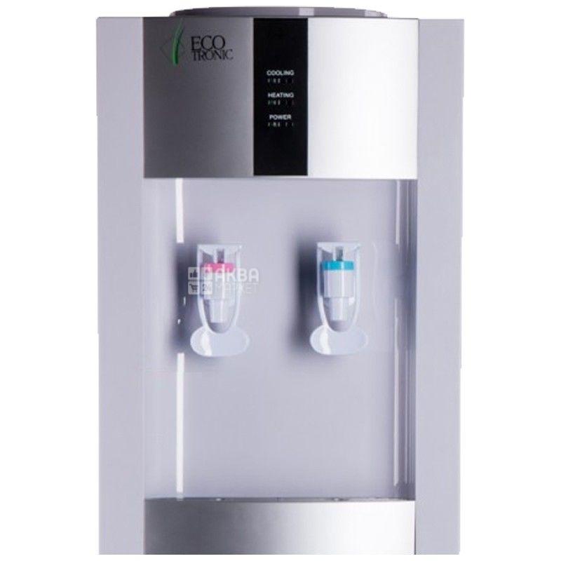 Ecotronic H1-L White, Кулер для води з компресорним охолодженням, підлоговий