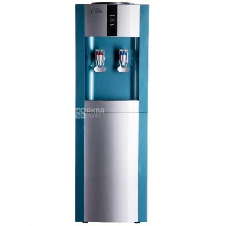 Ecotronic H1-LE Silver, Кулер для води з електронним охолодженням, підлоговий