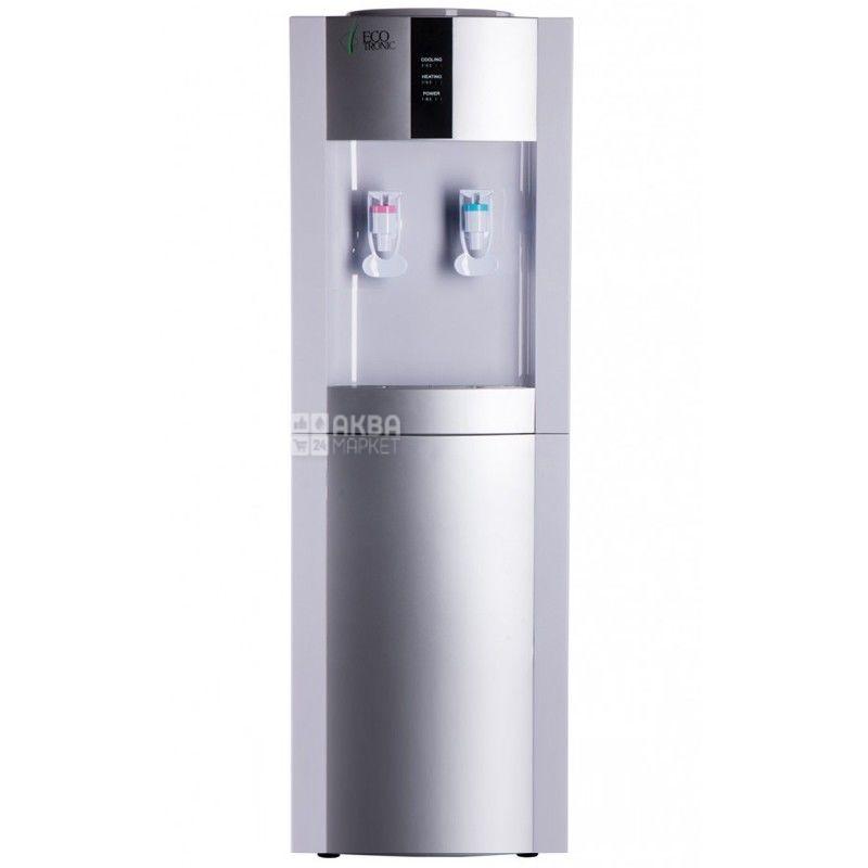 Ecotronic H1-LE White, кулер для воды напольный