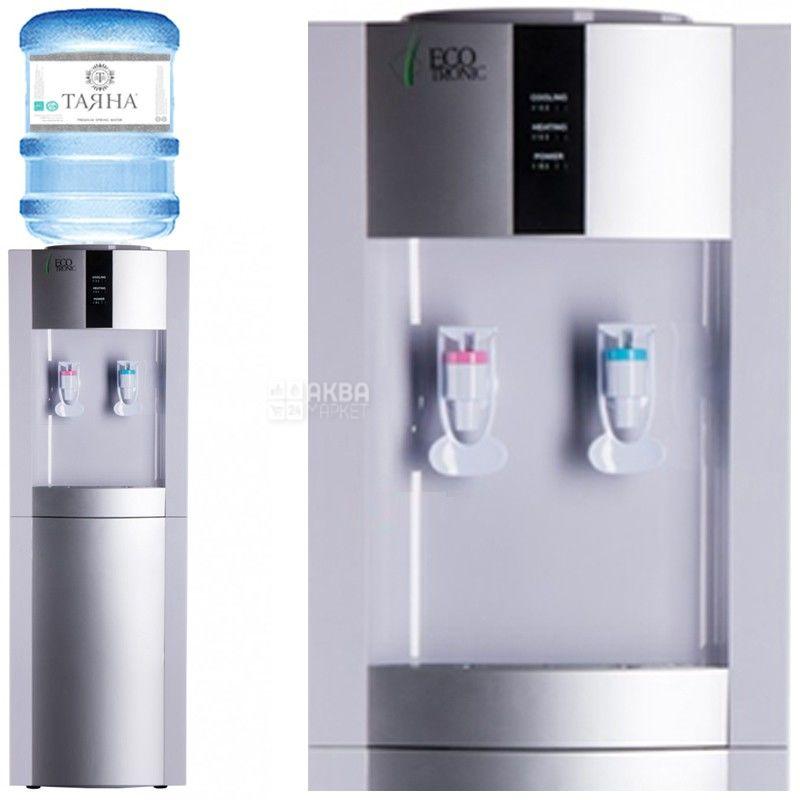 Ecotronic H1-LE White, кулер для води підлоговий