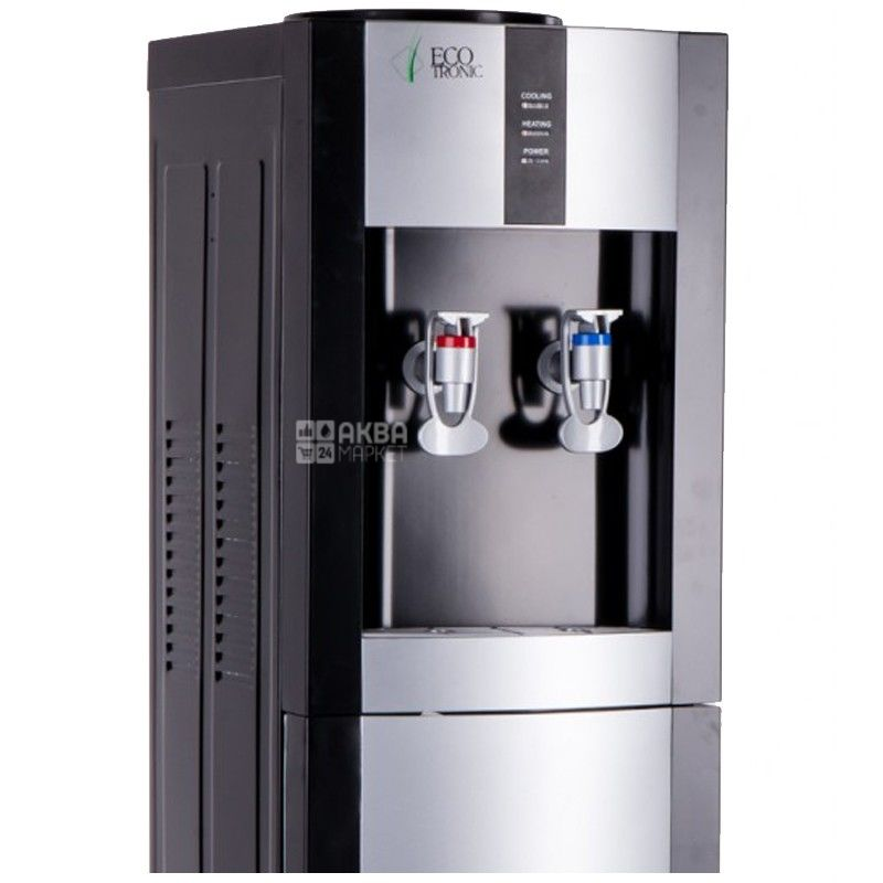 Ecotronic H1-LE Black, кулер для воды