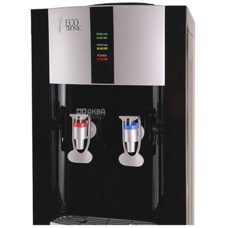 Ecotronic H1-LCE Black, кулер для воды напольный