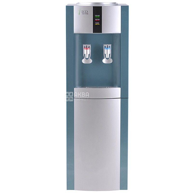 Ecotronic H1-LCE Silver, кулер для води підлоговий