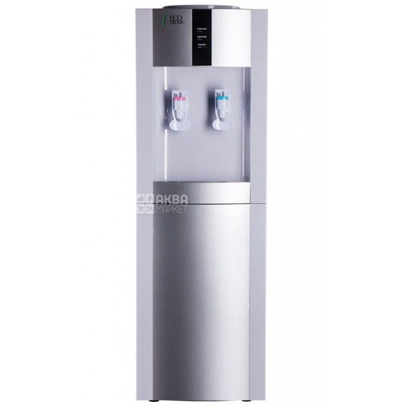Ecotronic H1-LC White, кулер для води підлоговий