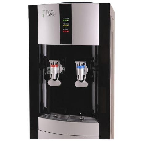Ecotronic H1-LN Black, Кулер для воды без охлаждения, напольный