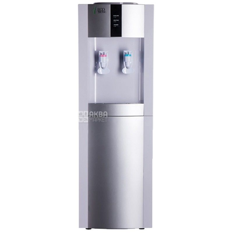 Ecotronic H1-LN White, Кулер для води без охолодження, підлоговий