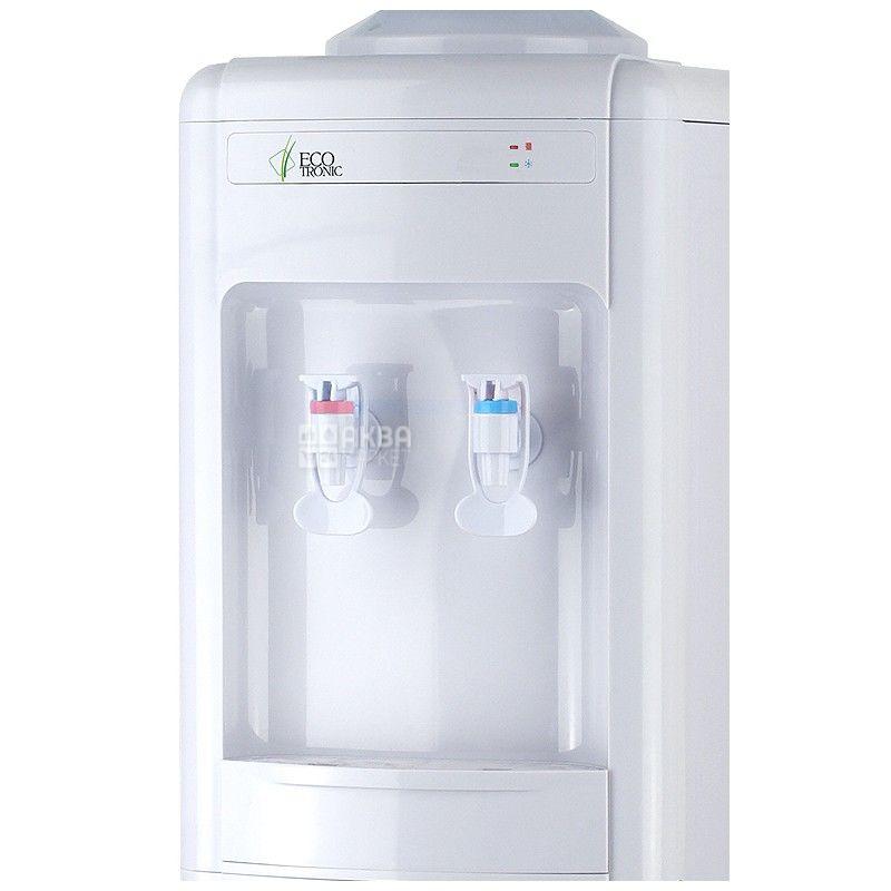 Ecotronic H2-LN White, кулер для воды напольный