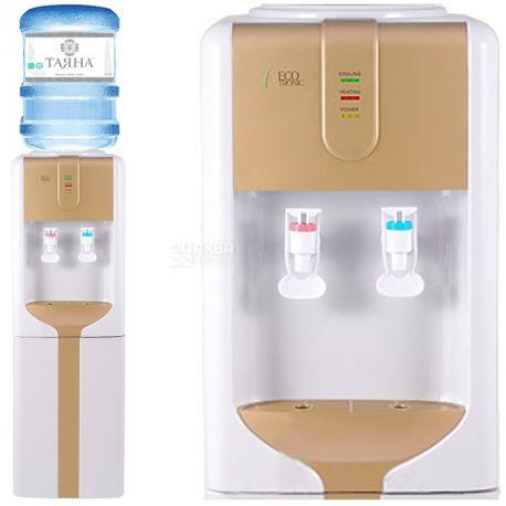 Ecotronic H3-LCE Gold, кулер для води підлоговий