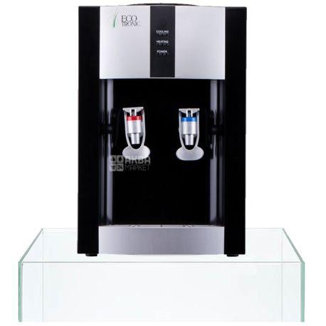 Ecotronic H1-T Black, Кулер для води з компресорним охолодженням, настільний
