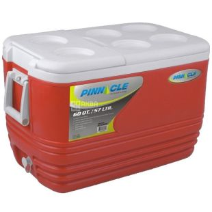 Pinnacle Eskimo, 57 l, isothermal container, Red, m / s