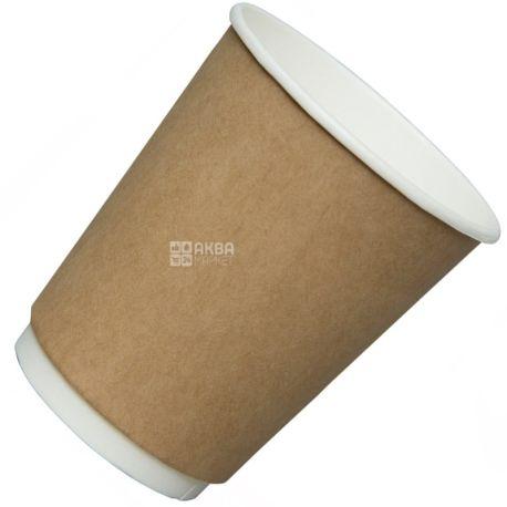 Craft Стаканчик бумажный Двухслойный 250 мл, 25 шт, D80