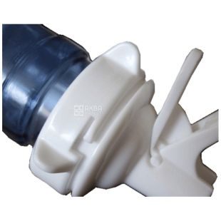 Crane valve for water bottles 18.9l