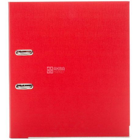 SOHO, 5 см, папка-реєстратор, Червона, А4, м/у