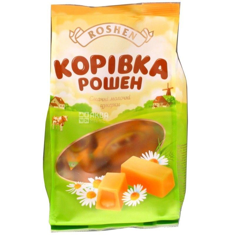 Roshen, 300 g, chocolates, Cow