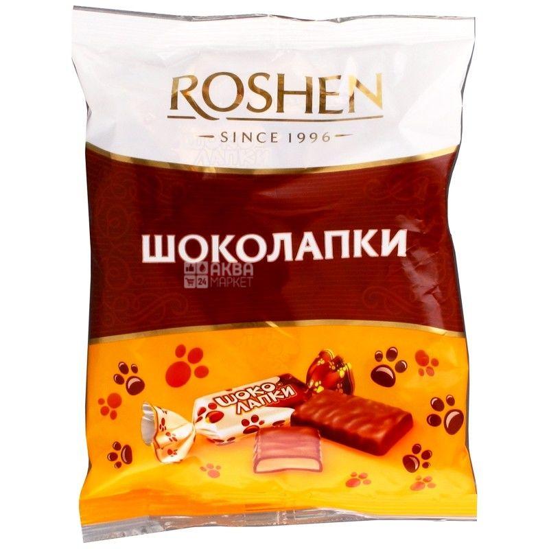 Roshen, 200 г, конфеты, Шоколапки