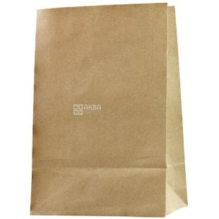 Promtus, 210x115x280 mm, paper package, No handles, Brown, m / s