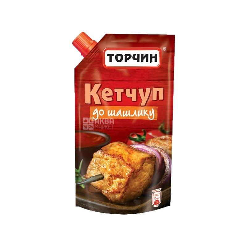 Торчин, 300 г, кетчуп, До шашлику, дой-пак