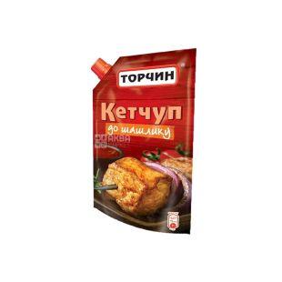 Торчин, 300 г, кетчуп, К шашлыку, дой-пак