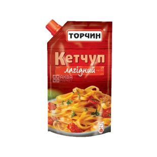 Торчин, 300 г, кетчуп нежный, дой-пак