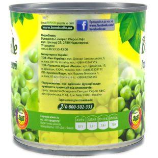 Bonduelle, 400 ml, peas, green