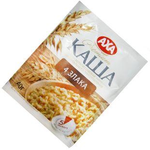 AXA, 40 g, instant porridge, 4 cereals