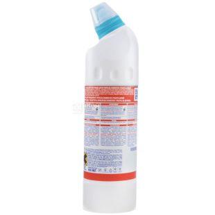 Domestos, 0,5 л, засіб для чищення унітазу, Ультра білий, ПЕТ