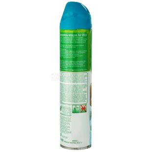Air Wick, 240 ml, air freshener, waterfall freshness, Antitabac