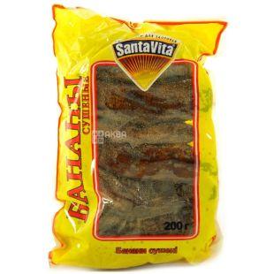 SantaVita Банани сушені, 100 г