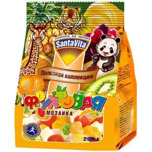 SantaVita Useful collection Fruit mosaic, 200 g