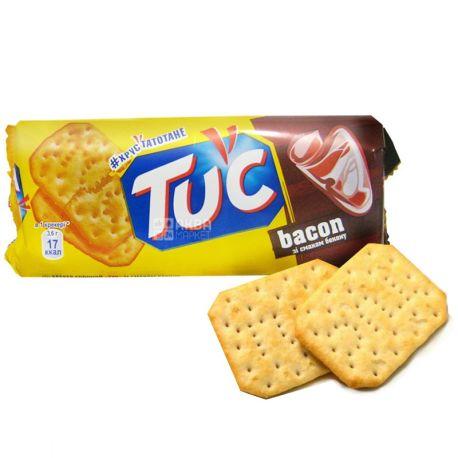TUC, 100 g, cracker, Bacon