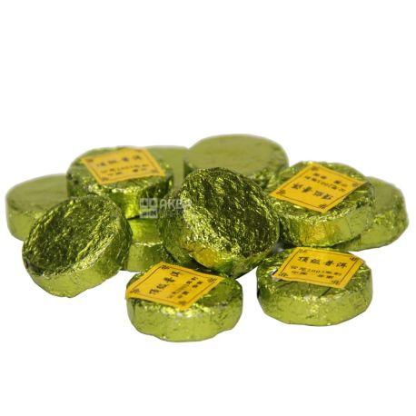 Османтус, Sheng Puerch, 6 г, Чай Шен ПуЭр, зеленый