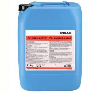Ecolab, 21 кг, концентрований засіб для дезінфекції бутлів, Oxonia Active Р3
