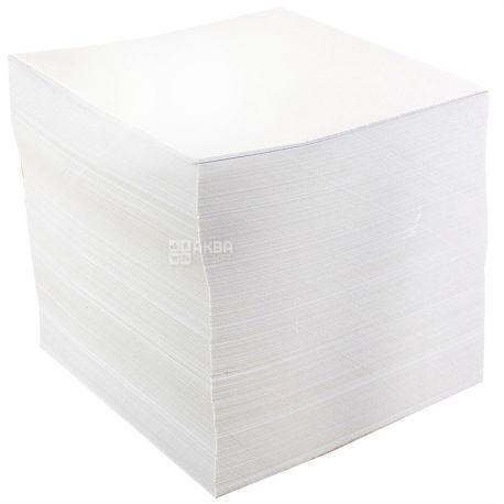 Skiper, 900 л., 90х90 мм, блок-бумага, Белая, м/у