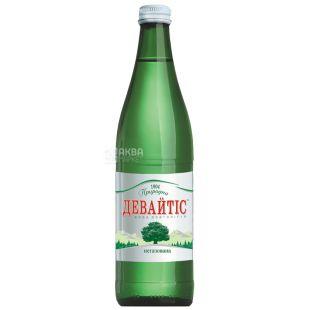 Devaytis, 0,5 l, Non-aerated water, glass, glass