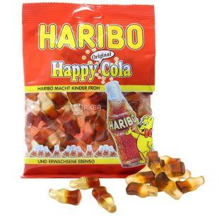 HARIBO, 100 г, жувальні цукерки, Весела Кола