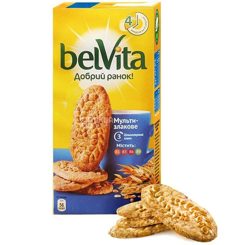 Belvita, 300 г, печенье, мультизлаковое