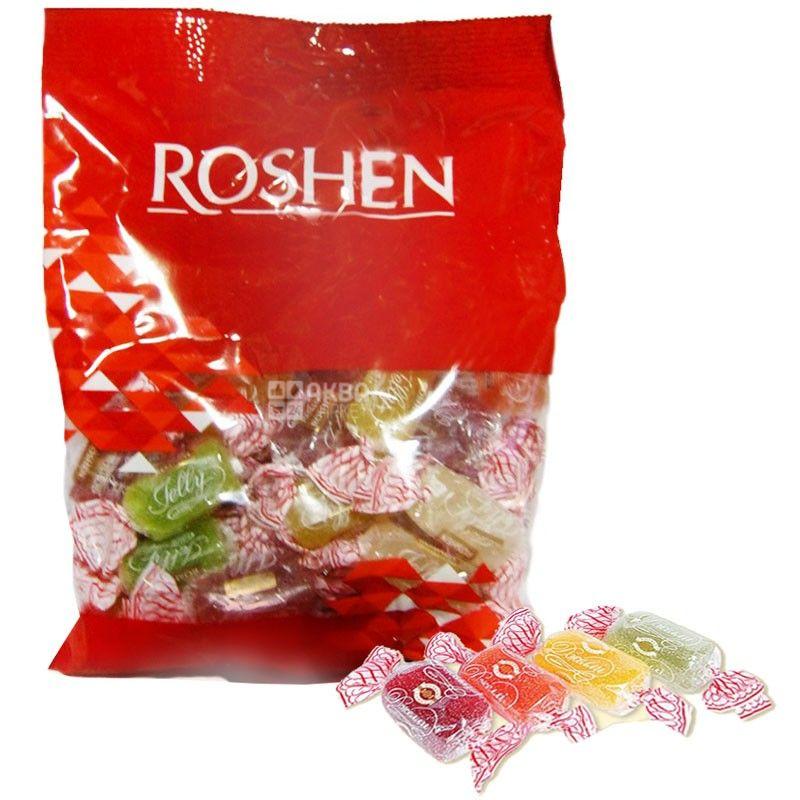 Roshen, 200 г, желейні цукерки, Джеллі