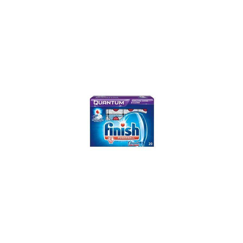 Finish Quantum таблетки 20 шт для посудомоечных машин