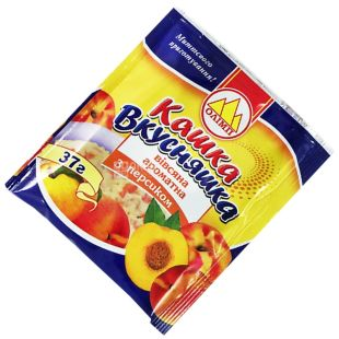 Porridge Olympus, 37 g, oatmeal Kashka Delicious, with peach